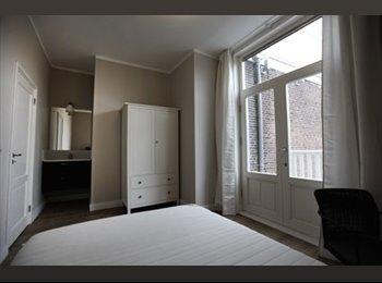 Gemeubileerde kamer in prachtig gerenoveerd pand