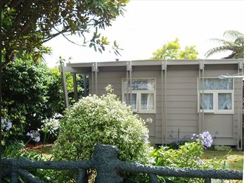 NZ - Furnished flat 3 bdrm - Terrace End, Palmerston North - $150