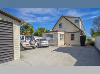 NZ - Owner rooms to rent - Spreydon, Christchurch - $231