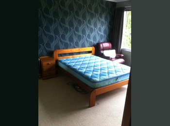 NZ - large double room - Takaro, Palmerston North - $120