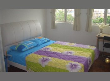 EasyRoommate SG Short / Long term rooms Melville Park condo - Simei, D15-18 East, Singapore - $1000 per Month(s),$231 per Week$60 per Day - Image 1