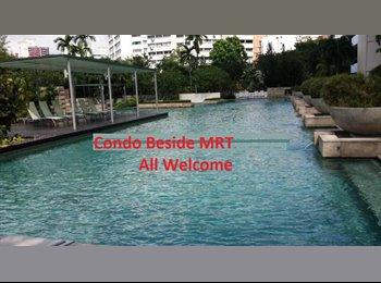 Condo Beside Lakeside MRT From S$700