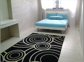 Spacious & Clean HDB Master room for rent