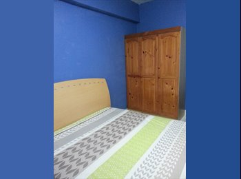 Two common room for rent in same unit