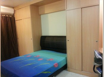 Master Room at Tampines Fully Furnished