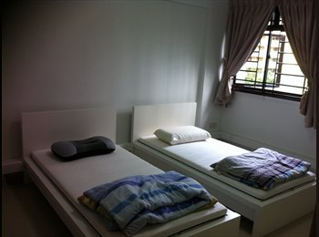 Big and spacious common room