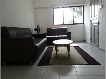 Spacious Common Room In ANG MO KIO AVE 1