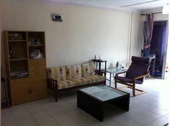 Common room for rent at tampines st 21 blk 257