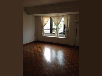Fully furnished master bedroom at Gilstead Mansion