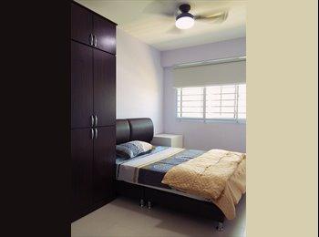 Fully Furnished Room at Upper Serangoon Crescent