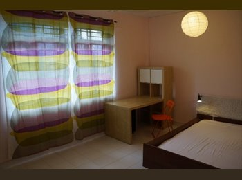 EasyRoommate SG - Double bed Little India / June 2015 - Little India, Singapore - $1150