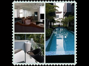 EasyRoommate SG - Brand New Cluster Semi-D Villa room for rent at Holland Grove Road - Holland, Singapore - $1700