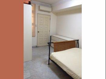 Master room at Bukit Timah Road