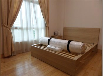 EasyRoommate SG - Master Room with bath CHELSEA GARDENS orchard - Orchard, Singapore - $1950