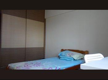 EasyRoommate SG - Common bedroom - Paya Lebar, Singapore - $900