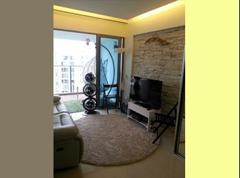 NEW HDB common room in Tampines