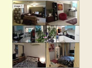 EasyRoommate SG - Clean Fully furnished common room availble in mid dec! - Tanglin Road, Singapore - $1000