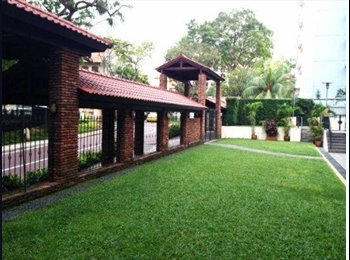 EasyRoommate SG - Big common room in condo - Emerald Hill (Somerset) - Orchard, Singapore - $1500