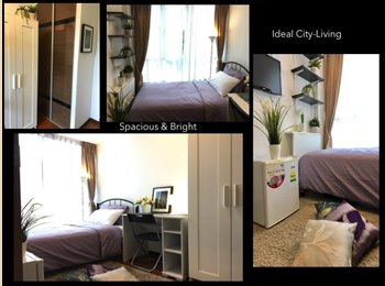 EasyRoommate SG - City-Center Room Rental 3 Minutes Walk to MRT - Orchard, Singapore - $1500