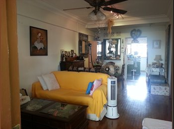 Fully furnished aircon with wifi common bedroom