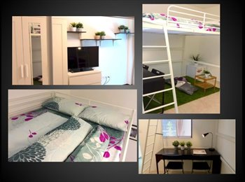 EasyRoommate SG - Beautiful & Spacious Room 3 Mins Walk to MRT - Orchard, Singapore - $1500