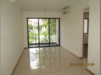 EasyRoommate SG - 2 Bedrooms  PTE condo at Nin residence for lease - Potong Pasir, Singapore - $3700