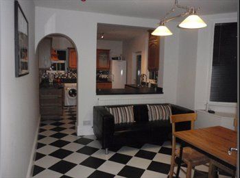 Bedford- Deluxe room for professional near station