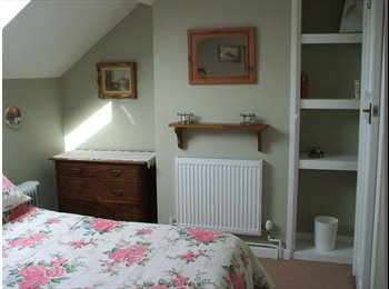 EasyRoommate UK Large Double Room - Biddenden, Ashford - £380 per Month,£88 per Week£0 per Day - Image 1