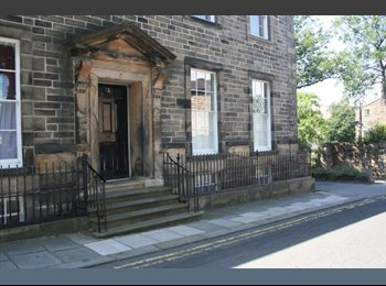 Bright TWO bed flat in central LANCASTER