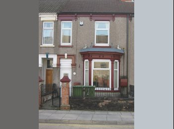 EasyRoommate UK -  QUALITY DOUBLE ROOMS IN CLEETHORPES - Cleethorpes, Cleethorpes - £282