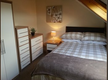 EasyRoommate UK - All Inclusive Lux Rooms & studio Flat BD3 0ND - Barkerend, Bradford - £360