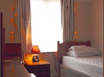 Cosy single furnished rooms are offered