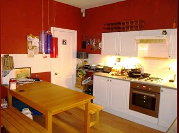 Single Room in Relaxed House Share