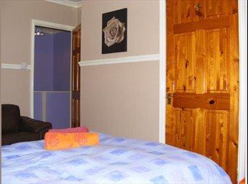 double room in corby shire lodge earlstrees area.