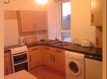 Flatshare, double room to rent, Glasgow West End