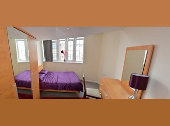 4 Bedroom Flat To Rent, Leicester