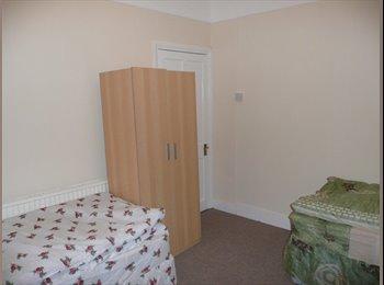 twin room in Eastfield Road