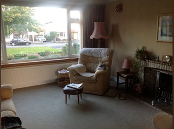 EasyRoommate UK - Double room to rent in Dyce - Dyce, Aberdeen - £475
