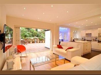Room in luxury house