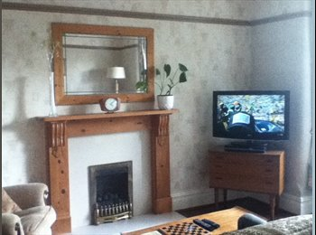 Spare rooms in lovely Edwardian house