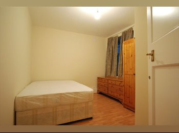 Three Furnished Rooms. WiFi & Cleaner incl.