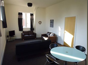 EasyRoommate UK - Spacious Furnished Double Bedrooms - Humberstone, Leicester - £410