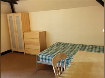 Double Rooms in House close to Nottm Trent Uni