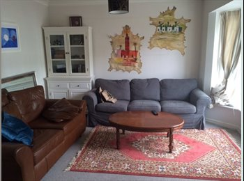 1 single room in a quiet two bedroom flat