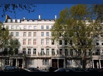 South Kensington Esuite Double bedroom