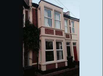Comfortable room in lovely house (bristol)