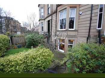 EasyRoommate UK - Well appointed flat in west end - WEEKDAYS ONLY - Downanhill, Glasgow - £400