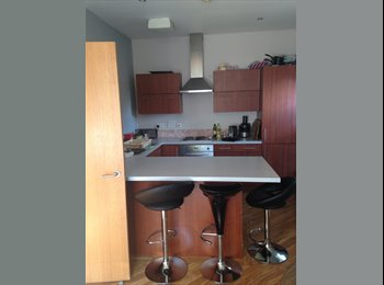 Double room in very nice spacious flat