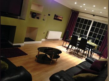EasyRoommate UK - Shamazing Tenants Wanted For Luxury All-Inc Rooms! - Netherton, Dudley - £347