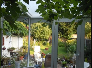 EasyRoommate UK - Rooms to let in Beautiful Edwardian House - Stafford, Stafford - £320